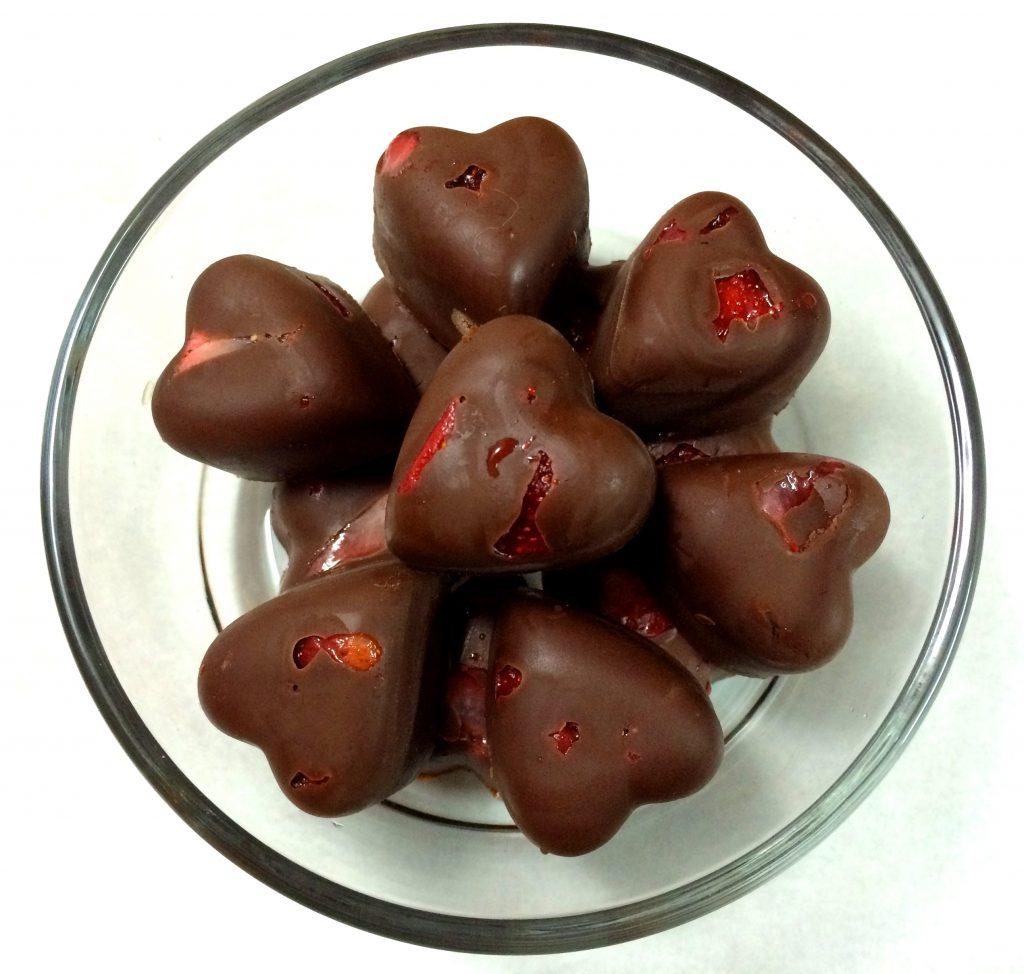 Chocolate Strawberry Loves