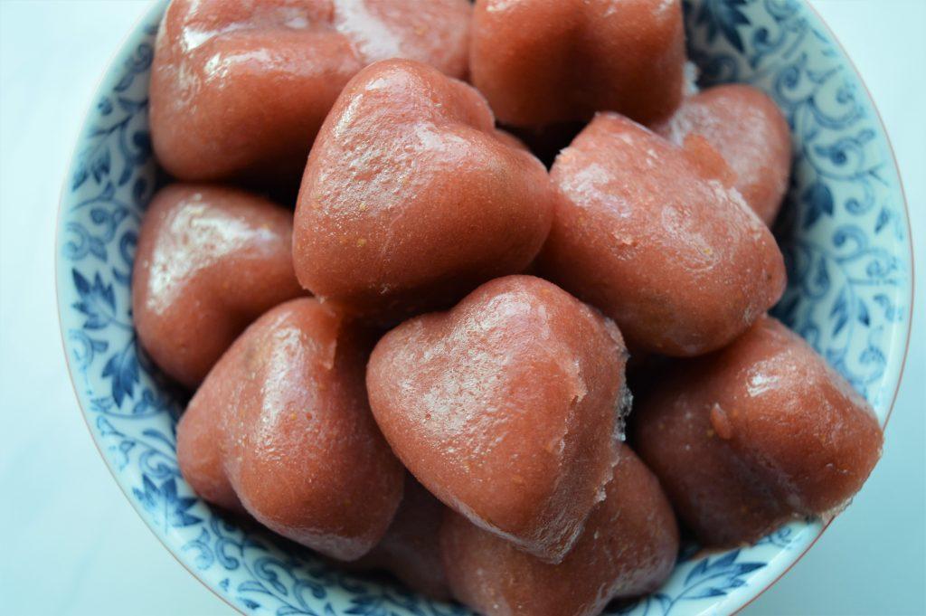 Strawberry Rhubarb Gummies