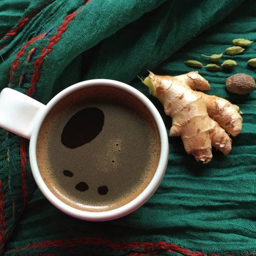 Autumn Spiced Coffee