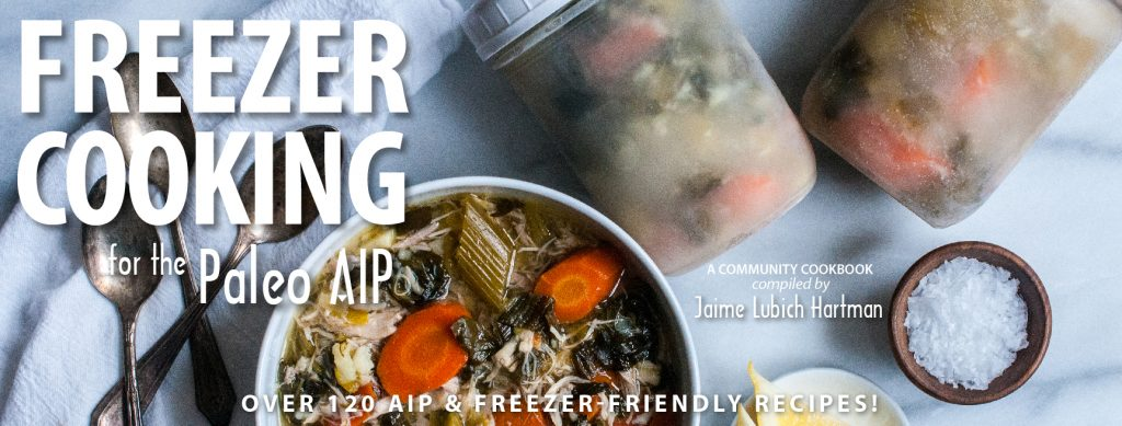 Freezer Cooking e-book banner