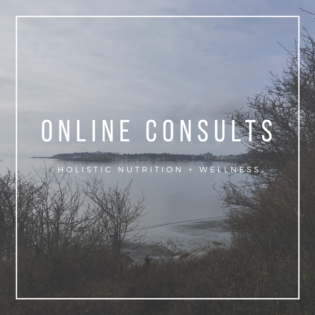 Holistic Nutrition Consults Online