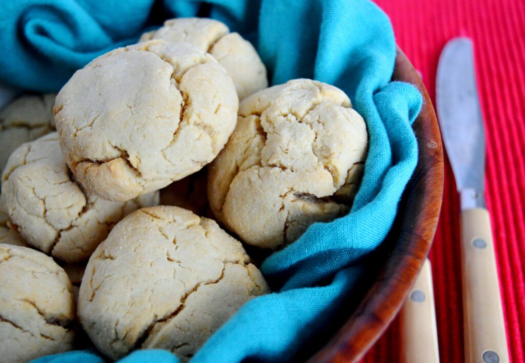 Fluffy AIP Biscuits